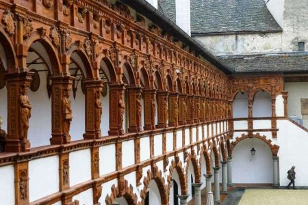Renaissanceschloss Schallaburg